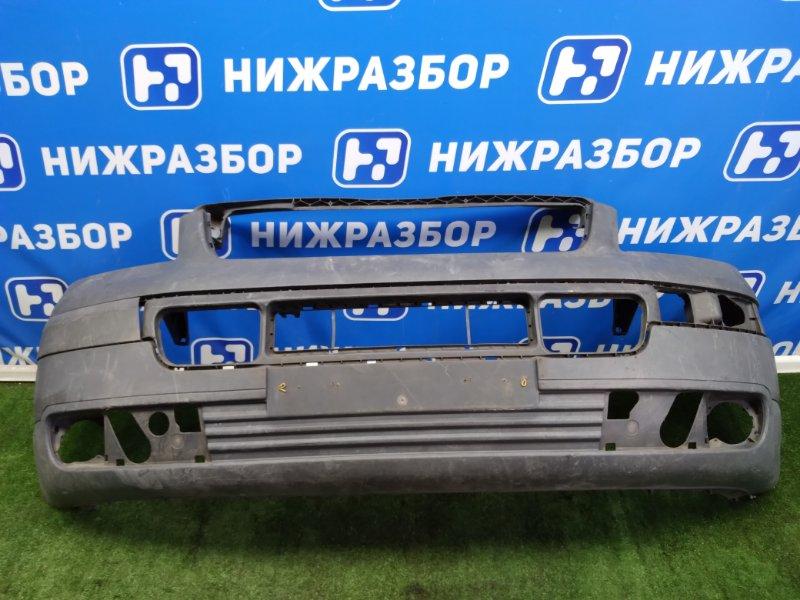 Бампер Volkswagen Transporter передний (б/у)