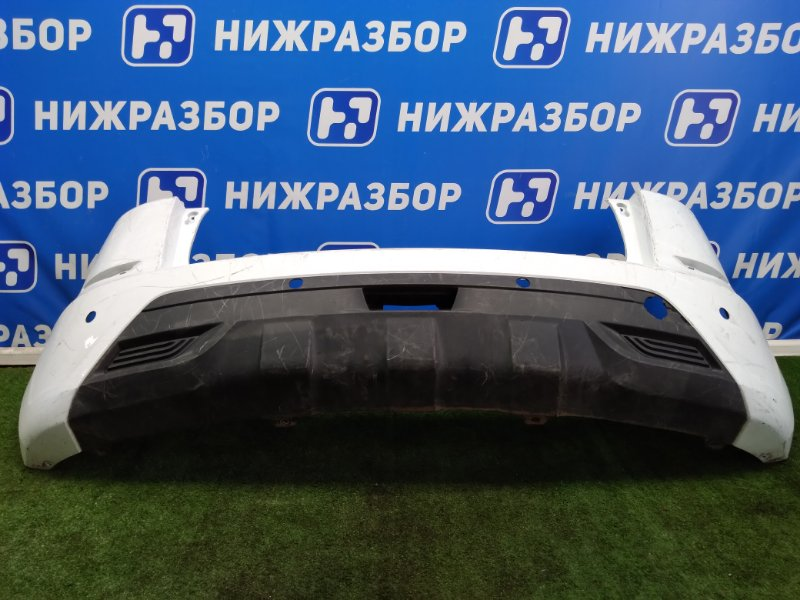 Бампер Lada X-Ray задний (б/у)