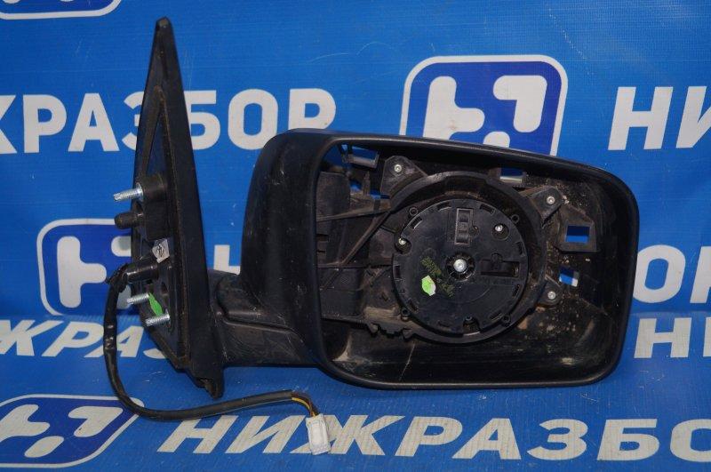 Зеркало электрическое Nissan X-Trail T31 2007 правое (б/у)