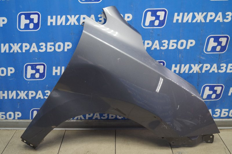 Крыло Hyundai Ix35/tucson LM 2010 переднее правое (б/у)