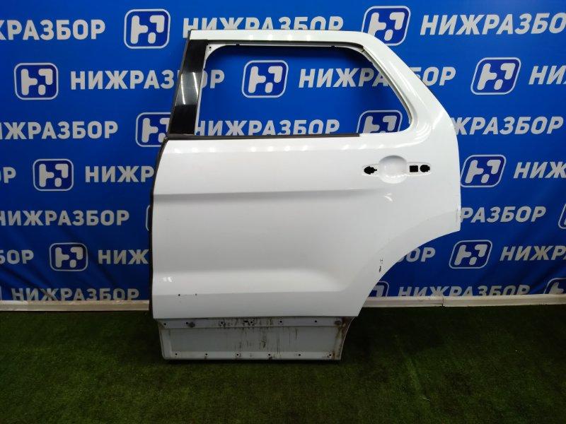 Дверь Ford Explorer 5 задняя левая (б/у)