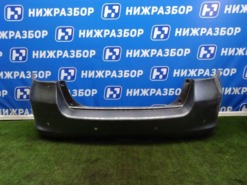 Бампер Honda Insight задний (б/у)