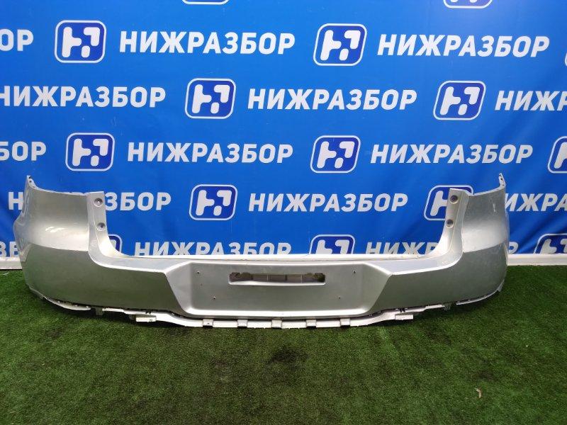 Бампер Volkswagen Tiguan задний (б/у)