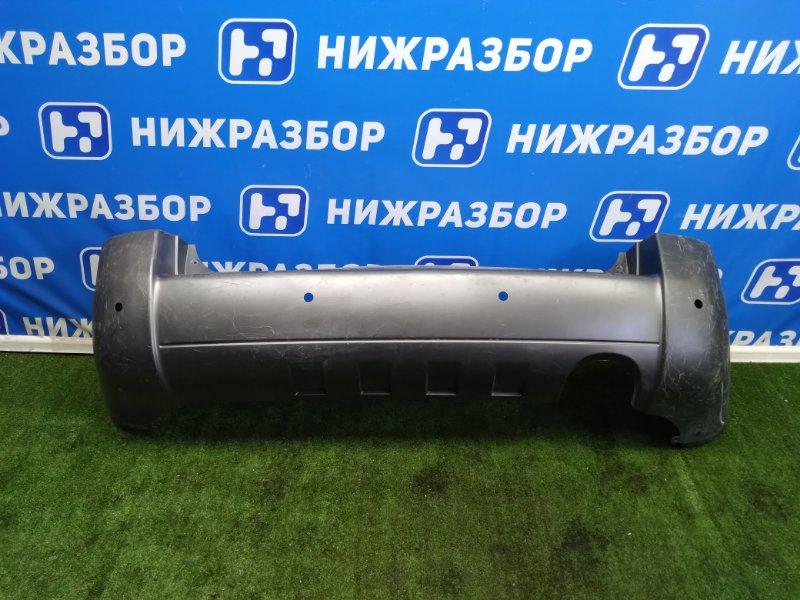 Бампер Hyundai Tucson задний (б/у)
