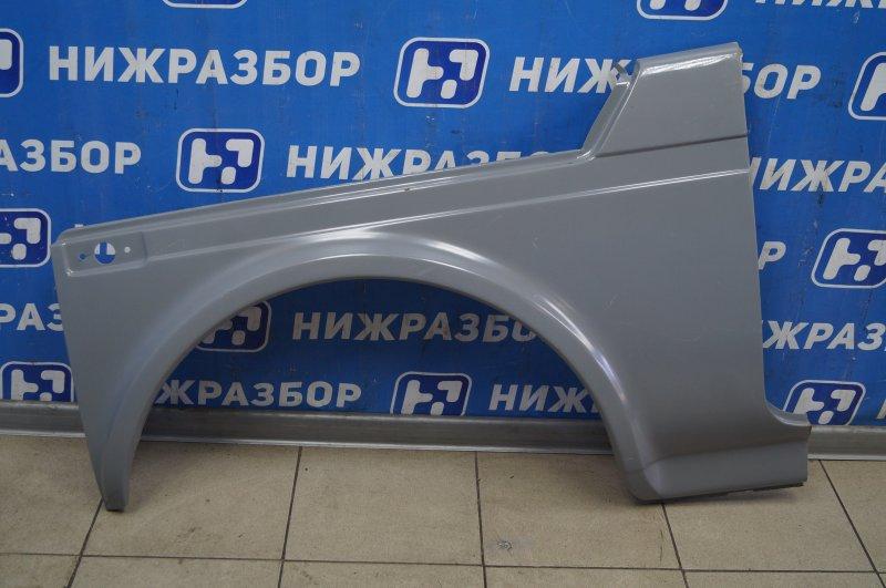 Крыло Vaz Niva /lada 4X4 1977> переднее левое (б/у)