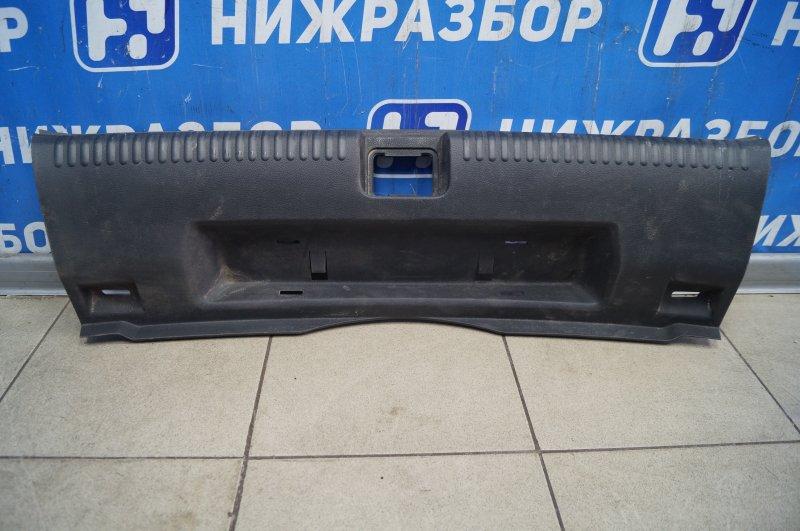 Обшивка багажника Volkswagen Jetta 6 2011 (б/у)
