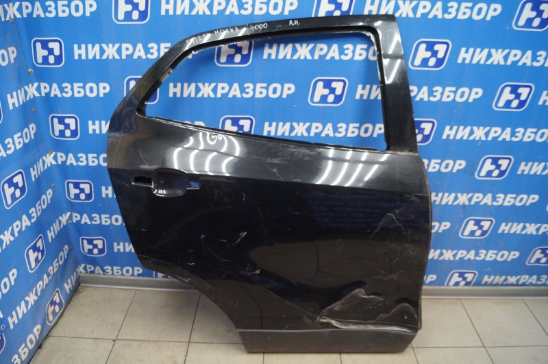 Дверь Opel Mokka 2012 задняя правая (б/у)