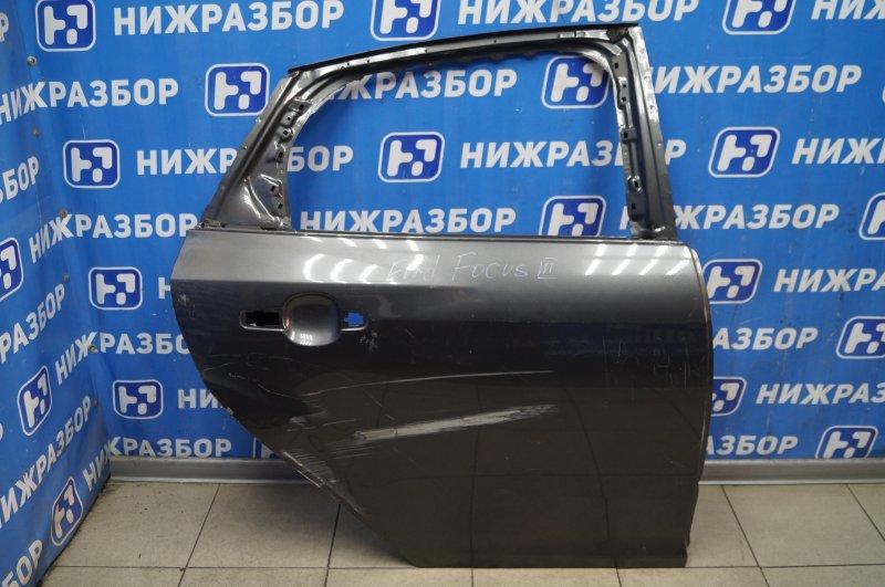 Дверь Ford Focus 3 2011 задняя правая (б/у)