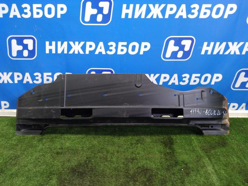 Панель кузова Lada Kalina задний (б/у)