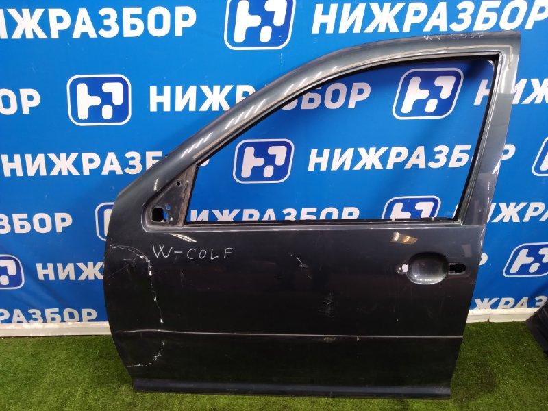 Дверь Volkswagen Golf 4 / Bora передняя левая (б/у)