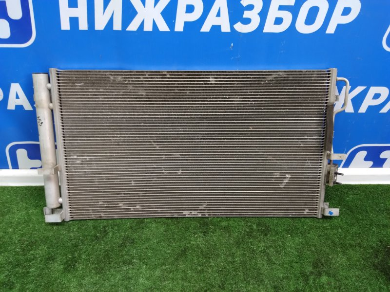 Радиатор кондиционера (конденсер) Kia Sportage 4 (б/у)