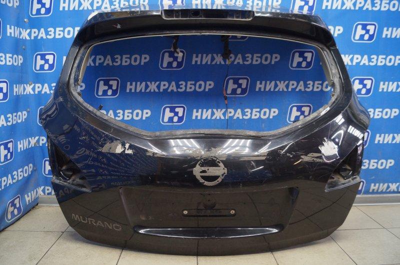 Дверь багажника Nissan Murano Z51 2008 (б/у)