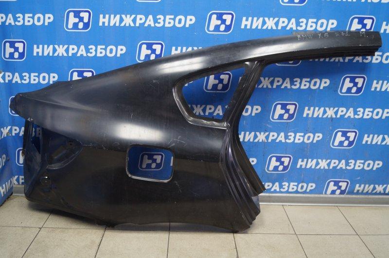 Крыло Bmw X6 E71 2008 заднее правое (б/у)