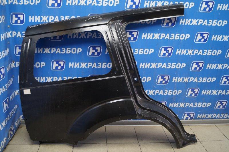 Крыло Nissan Pathfinder R51 2004 заднее правое (б/у)