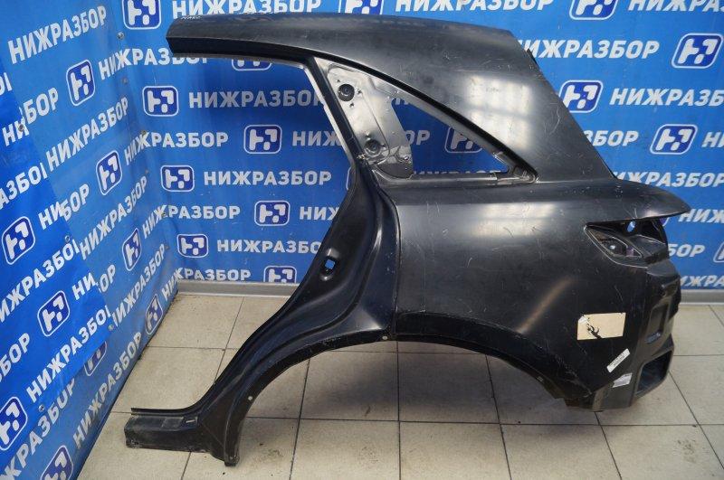 Крыло Infiniti Fx 35 S50 2003 заднее левое (б/у)