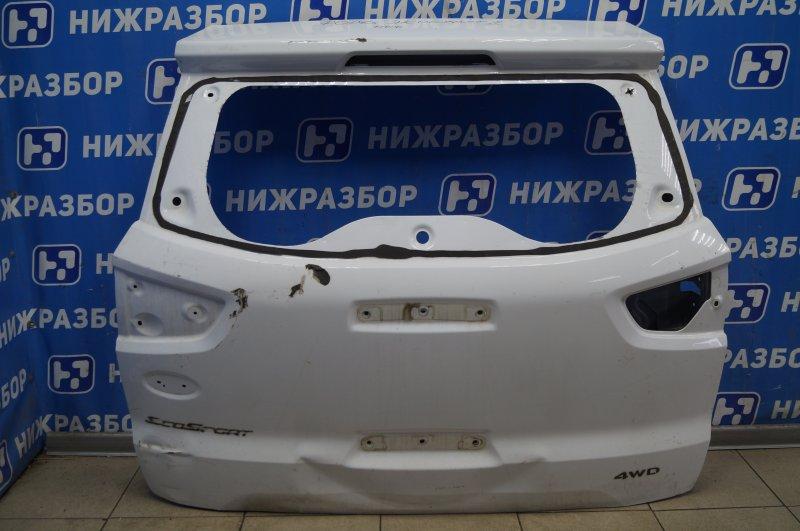 Дверь багажника Ford Ecosport 2013> (б/у)