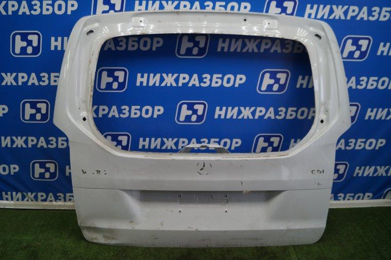 Дверь багажника Mercedes Vito 447 2014> (б/у)