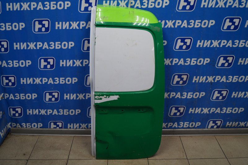 Дверь багажника Lada Largus 2012> задняя правая (б/у)
