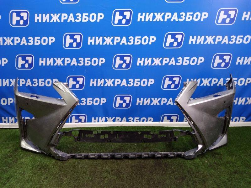 Бампер Lexus Rx передний (б/у)