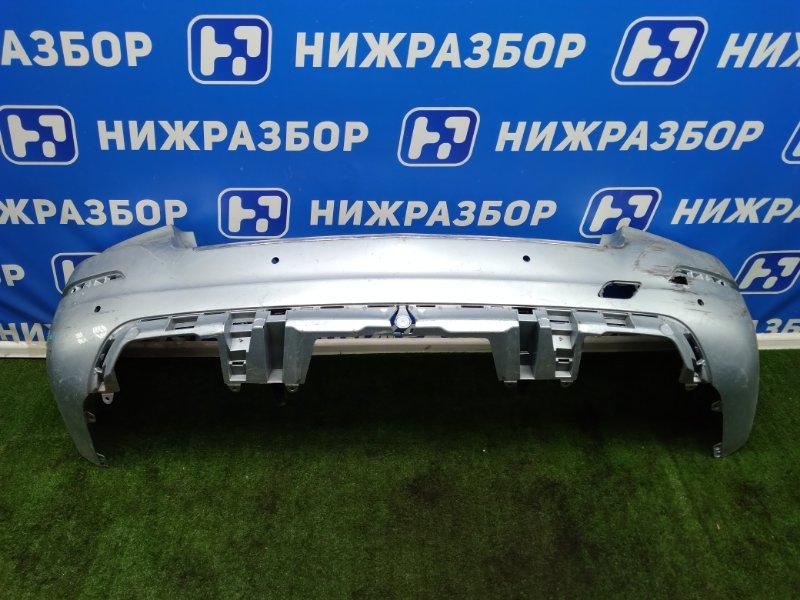 Бампер Mercedes Glk-Class X204 задний (б/у)