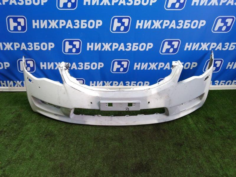 Бампер Honda Civic передний (б/у)
