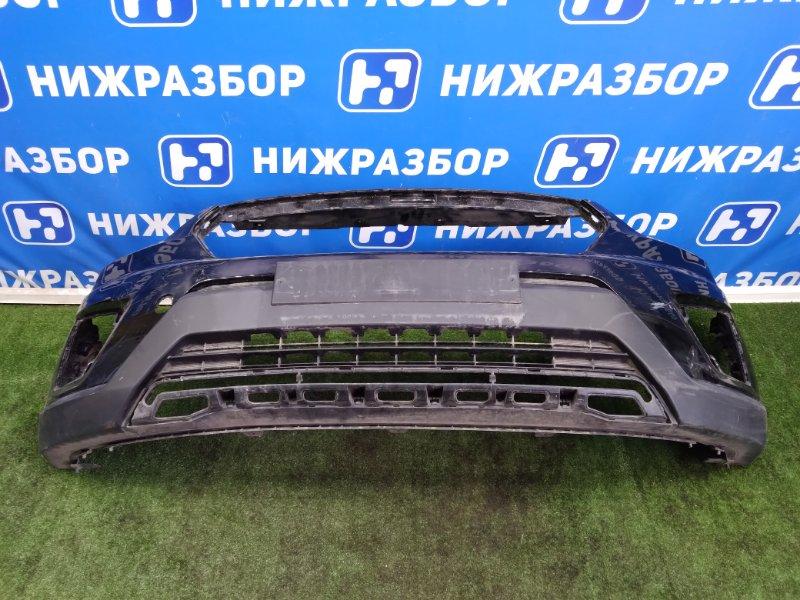 Бампер Hyundai Creta передний (б/у)