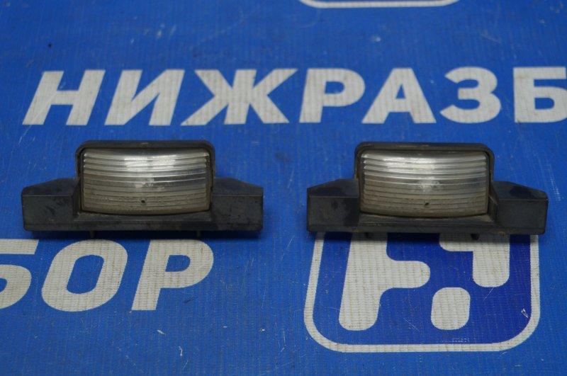 Фонарь подсветки номера Honda Cr-V 2 2.0 (K20A4) 1007182 2002 задний (б/у)