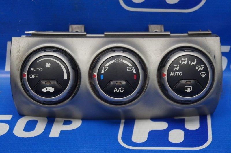 Блок управления климатической установкой Honda Cr-V 2 2.0 (K20A4) 1007182 2002 (б/у)