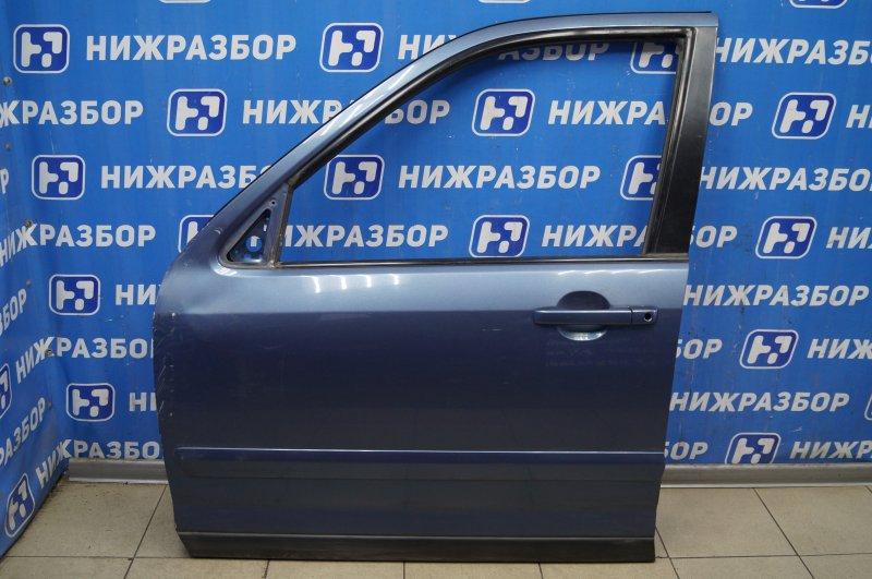 Дверь Honda Cr-V 2 2.0 (K20A4) 1007182 2002 передняя левая (б/у)
