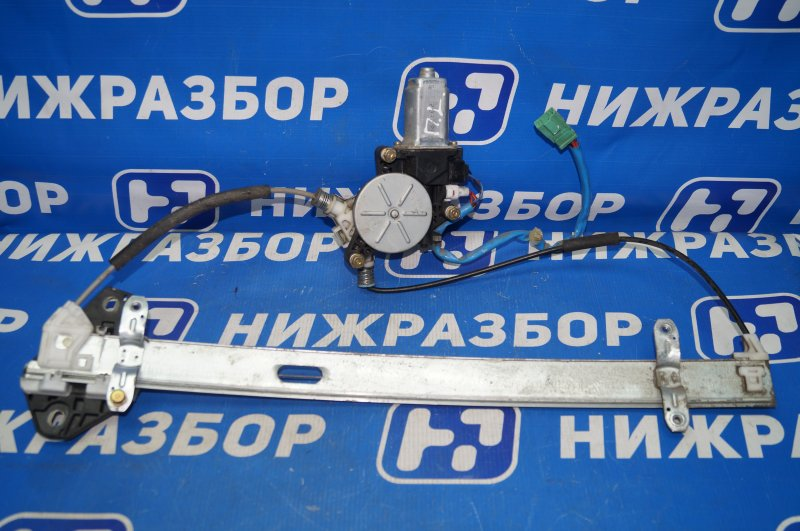 Стеклоподъемник эл. Honda Cr-V 2 2.0 (K20A4) 1007182 2002 передний левый (б/у)