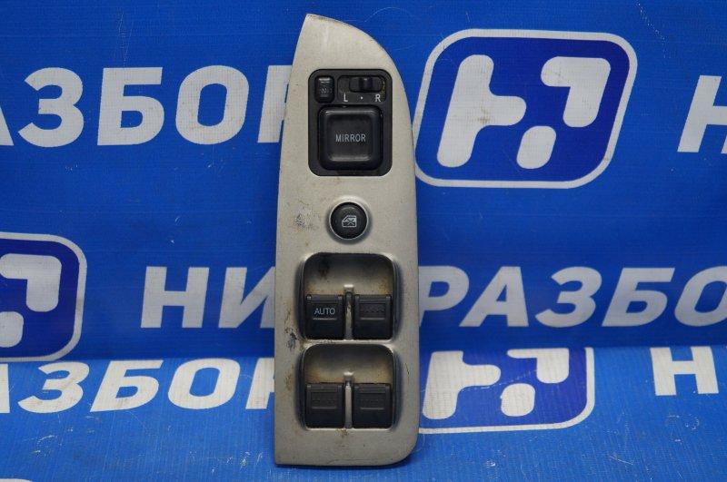 Блок управления стеклоподъемниками Honda Cr-V 2 2.0 (K20A4) 1007182 2002 (б/у)