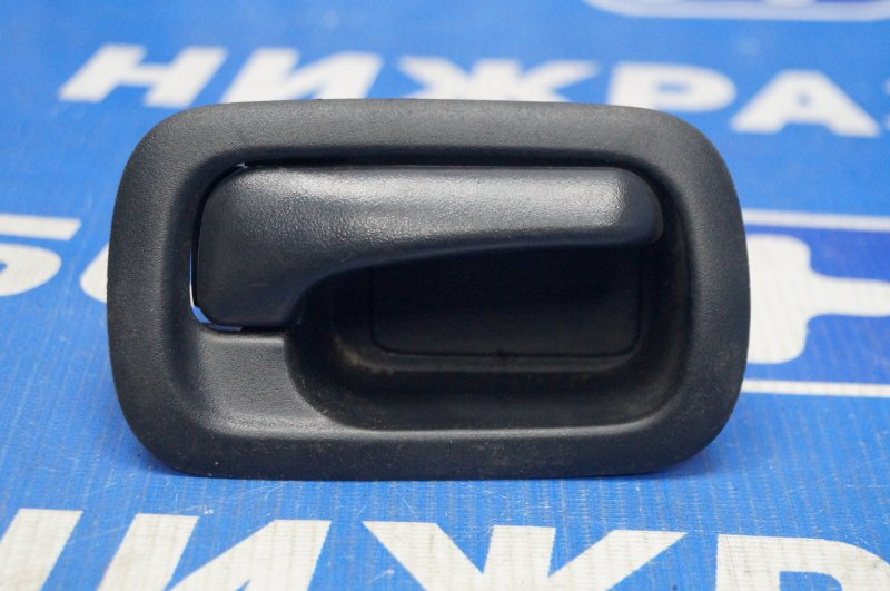 Ручка двери внутренняя Honda Cr-V 2 2.0 (K20A4) 1007182 2002 задняя правая (б/у)