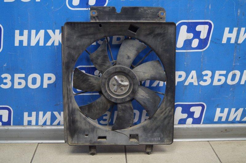 Вентилятор радиатора Honda Cr-V 2 2.0 (K20A4) 1007182 2002 (б/у)