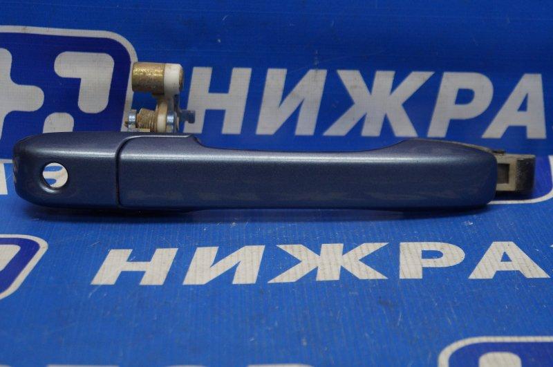 Ручка двери наружная Honda Cr-V 2 2.0 (K20A4) 1007182 2002 передняя правая (б/у)