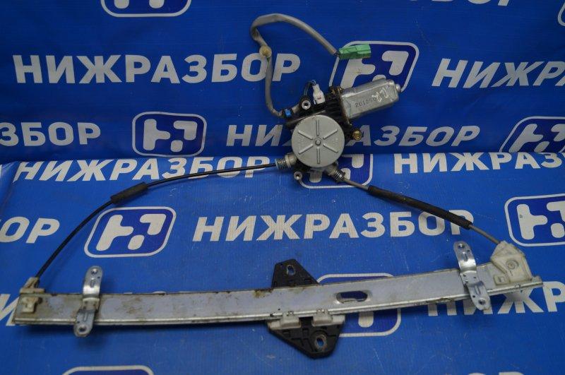 Стеклоподъемник эл. Honda Cr-V 2 2.0 (K20A4) 1007182 2002 передний правый (б/у)