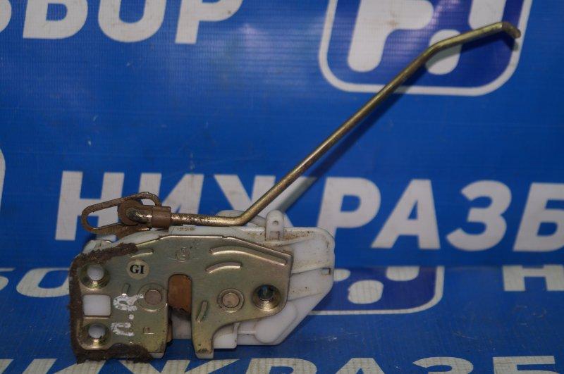 Замок двери Honda Cr-V 2 2.0 (K20A4) 1007182 2002 передний правый (б/у)