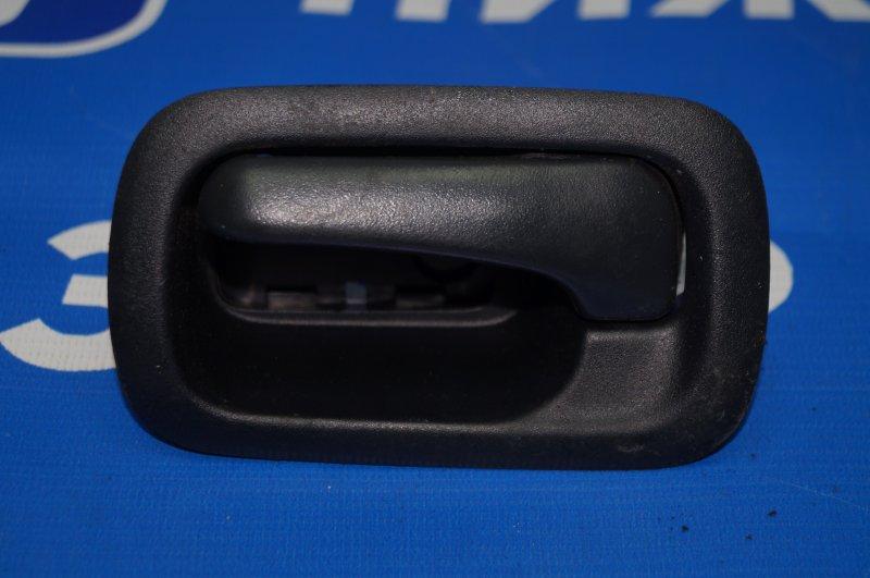 Ручка двери внутренняя Honda Cr-V 2 2.0 (K20A4) 1007182 2002 задняя левая (б/у)