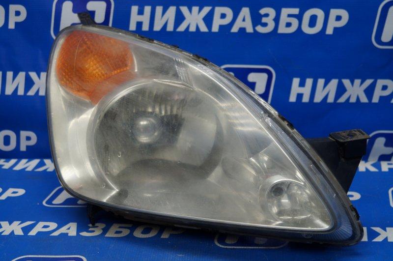 Фара Honda Cr-V 2 2.0 (K20A4) 1007182 2002 правая (б/у)