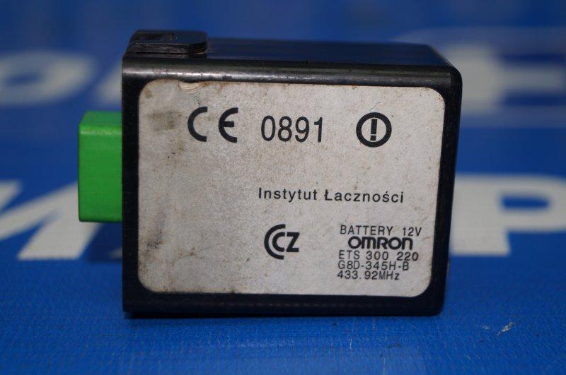 Блок управления центральным замком Honda Cr-V 2 2.0 (K20A4) 1007182 2002 (б/у)
