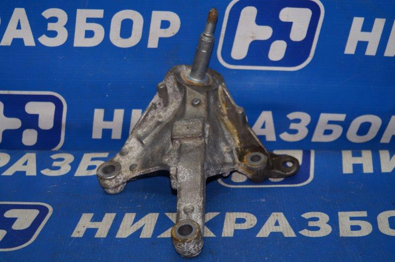 Кронштейн кпп Renault Kaptur 1.6 (H4M438) P098012 2019 левый (б/у)