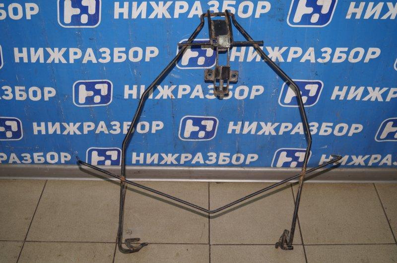 Кронштейн крепления запасного колеса Renault Kaptur 1.6 (H4M438) P098012 2019 (б/у)