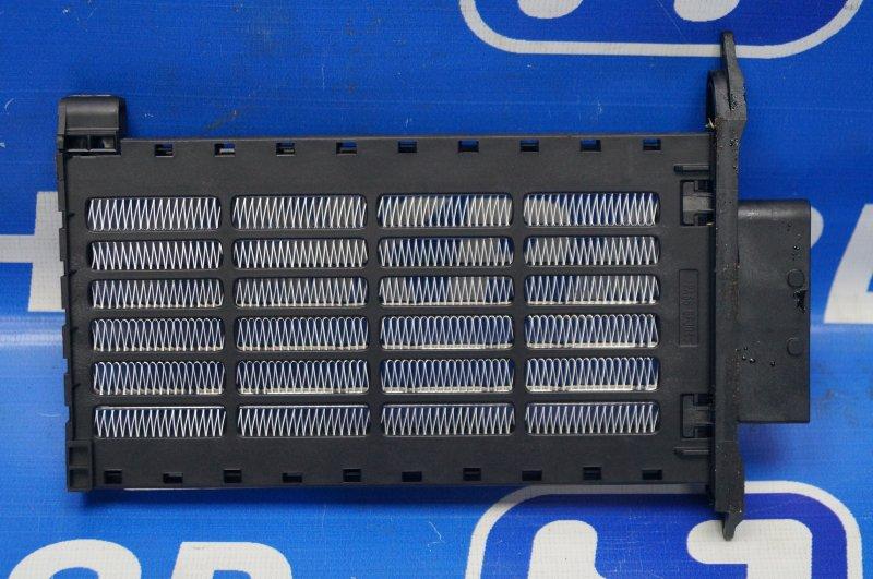 Радиатор отопителя электрический Renault Kaptur 1.6 (H4M438) P098012 2019 (б/у)