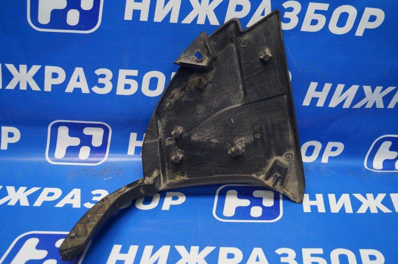 Пыльник (кузов наружные) Renault Kaptur 1.6 (H4M438) P098012 2019 задний правый (б/у)
