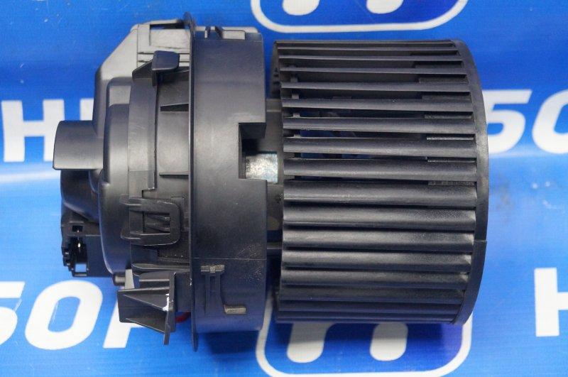Моторчик печки Renault Kaptur 1.6 (H4M438) P098012 2019 (б/у)
