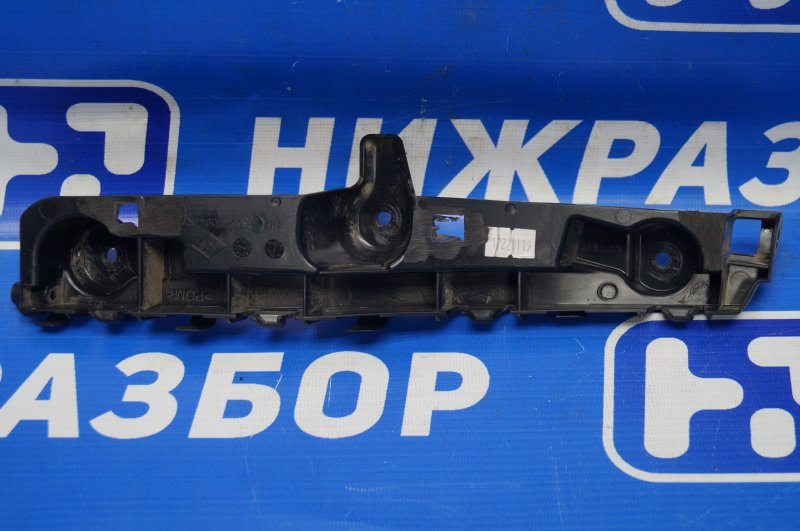 Кронштейн бампера Renault Kaptur 1.6 (H4M438) P098012 2019 задний правый (б/у)