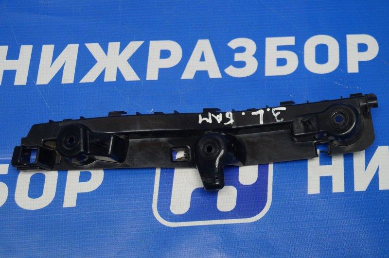 Кронштейн бампера Renault Kaptur 1.6 (H4M438) P098012 2019 задний левый (б/у)