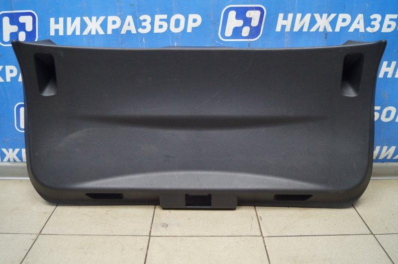 Обшивка двери багажника Renault Kaptur 1.6 (H4M438) P098012 2019 (б/у)