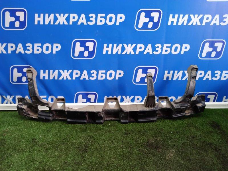 Усилитель бампера Renault Duster задний (б/у)