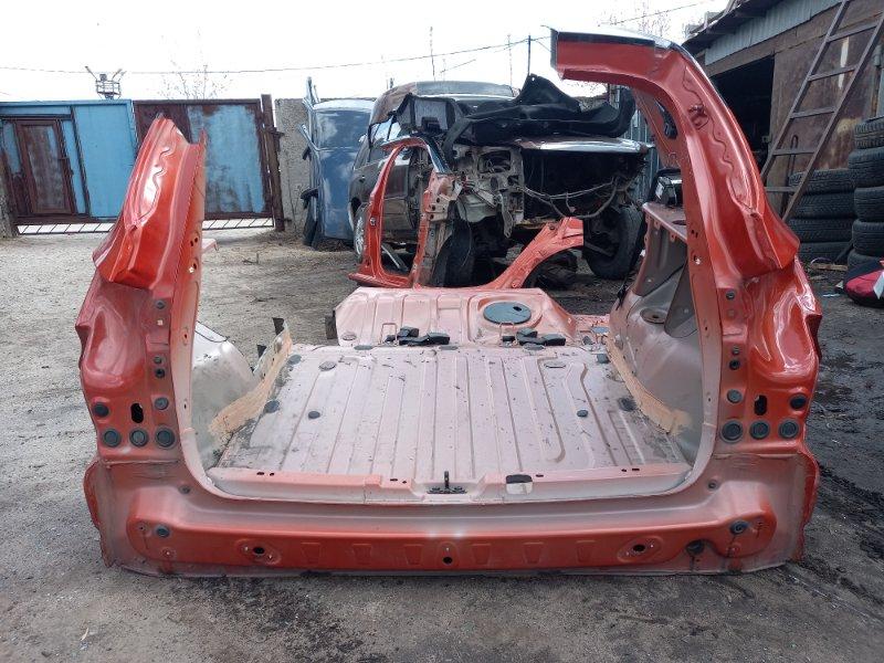 Панель кузова Renault Kaptur 1.6 (H4M438) P098012 2019 задний (б/у)
