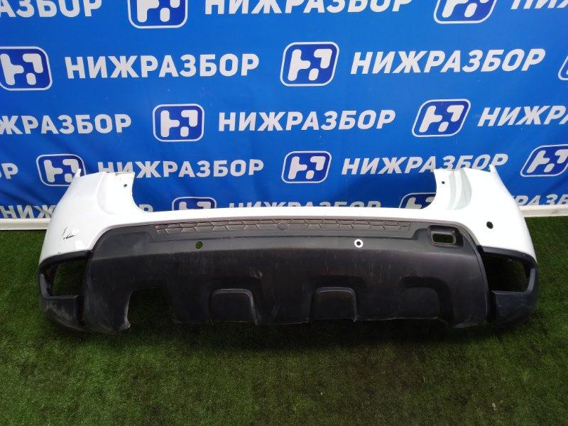 Бампер Renault Duster задний (б/у)
